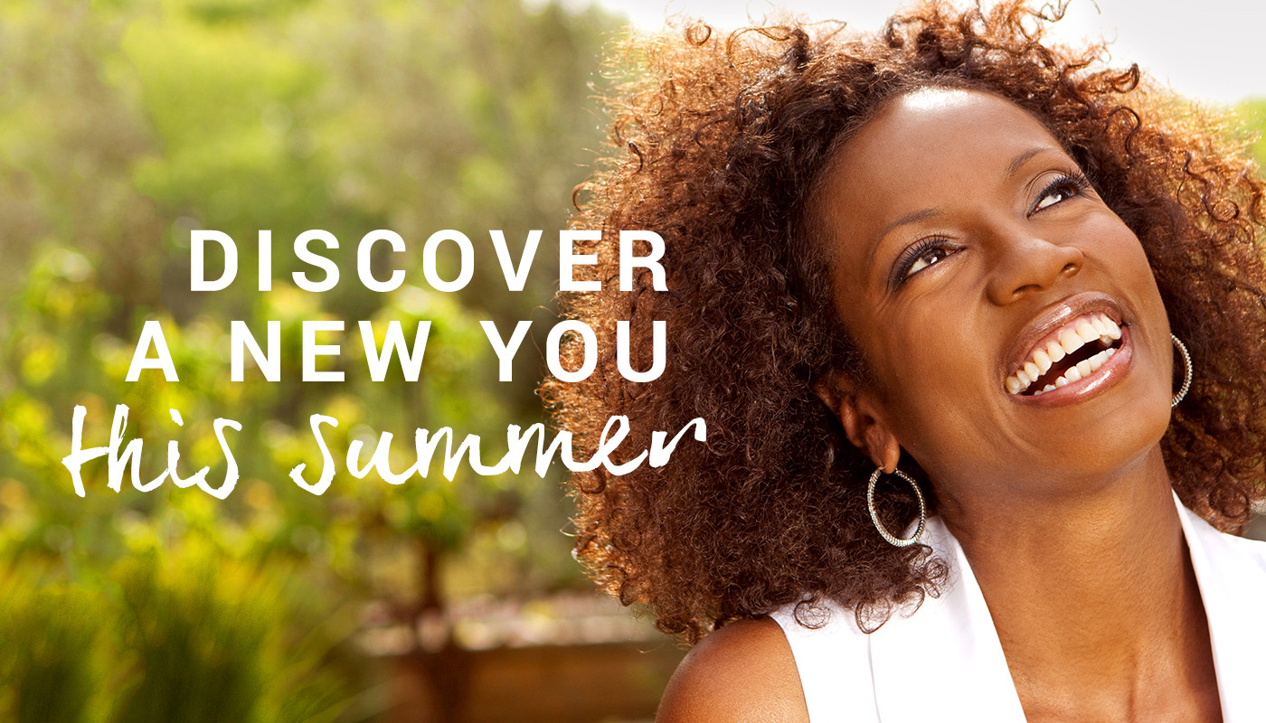 Discover a new you this summer