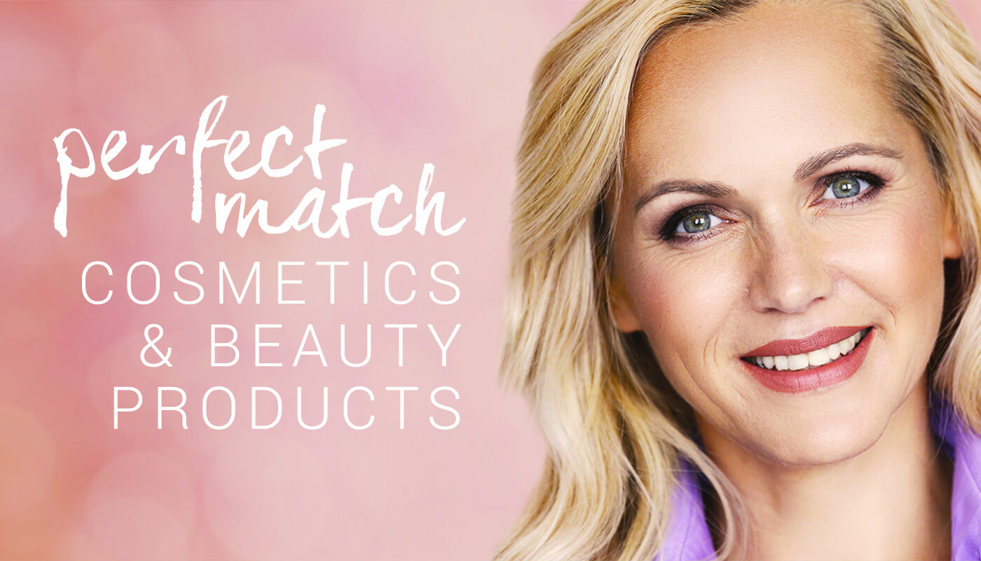 Perfect match cosmetics and beauty - Autumn