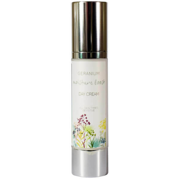 Moisture Boost Day Cream - Geranium