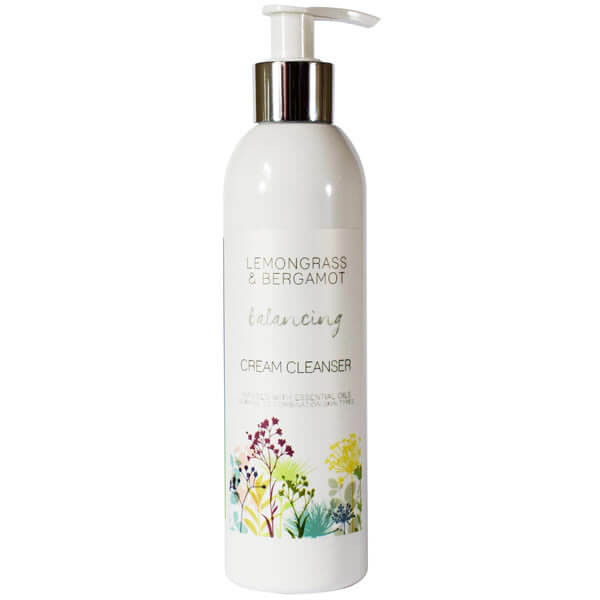 Balancing Cream Cleanser - Lemongrass & Bergamot
